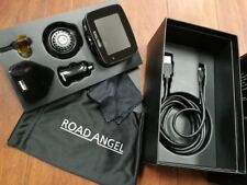 Road Angel Pure speed camera detector complete with all accessories BUY IT NOW