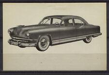 Kaiser Rotterdam 1951 Sedan Vintage Rare 1950s Dutch Trading Card