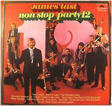 James Last, non stop party 12, VG+/VG+, LP (5227)