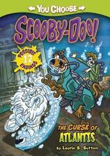 The Curse of Atlantis (You Choose Stories: Scooby-Doo)-ExLibrary