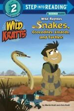 New listing Wild Reptiles: Snakes, Crocodiles, Lizards, and Turtles (Wild Kratts) (Step .