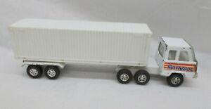 Vintage KY Pressed Steel & Plastic Maynards Delivery Truck - Made In Hong Kong