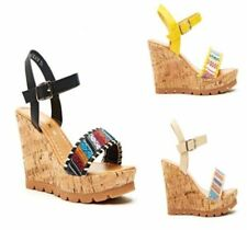 Wedge High (3-4.5 in.) Unbranded Shoes for Women