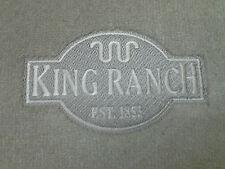 2008-2010 Ford F250 F350 King Ranch carpet floor mat set OEM crew cab