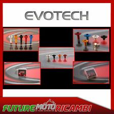 EVOTECH KIT VITI CARENA IN ERGAL KAWASAKI ER6N 2006-2008 KIT FAIRING BOLTS