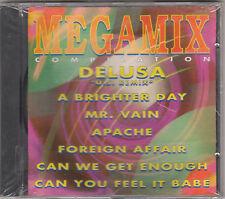 MEGAMIX COMPILATION - CD (NUOVO SIGILLATO) 1993