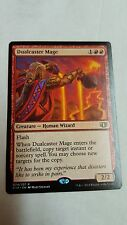 1x DUALCASTER - Rare - Commander - MTG  NM - Magic the Gathering