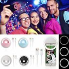 Luxery Selfie 36 LED Ring Fill Light Camera Photography For iPhone Samsung LG