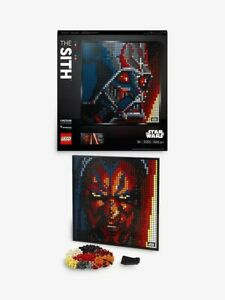 LEGO Art 31200 Star Wars The Sith Buildable Poster BRAND NEW!