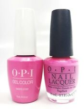 Opi Soak-Off GelColor Gel Polish + Nail Polish Shorts Story #GC B86