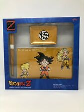Dragon Ball Z CHIBI Styled Sushi Set with Chopsticks, Main Dish, & Sauce Holder