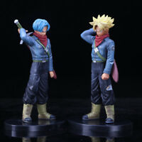 21cm Dragon Ball Z Super Saiyan Trunks Action Figure Dramatic Toy PVC Dragonball