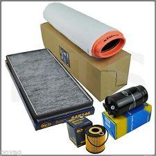 Inspektionspaket Filterpaket Inspektionskit Filtersatz BMW X5 E53 3.0d 184PS