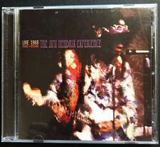 THE JIMI EXPERIENCE LIVE IN PARIS & OTTAWA 1968 CD Original Press