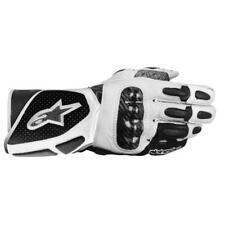 Alpinestars Stella SP-2 Motorcycle Motorbike Gloves - Black/White