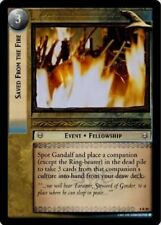 1x Lord of the Rings LOTR TCG 8R20 Saved From the Fire