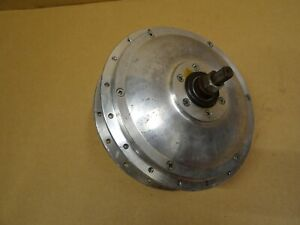 24 Volt Electric Bicycle Front Alloy Hub Motor - For Spares