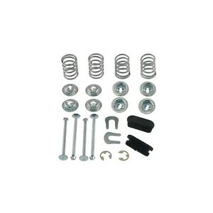 Brake Shoe Hold-Down Kit- Frt  Carlson  H4020-2