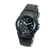 -Casio MW600F-2A Standard Analog Watch Brand New & 100% Authentic