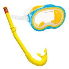 Kinder Schnorchelmaske Tauchermaske Schnorchelset Schwimmbrillen
