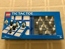 *NEW LEGO Tic Tac Toe Cops and Robbers 4499574 Very Rare 2006 GREAT GIFT IDEA!