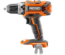 "New Ridgid 18 Volt 1/2"" Lithium Ion Brushless Drill Driver Tool Only # R860054"