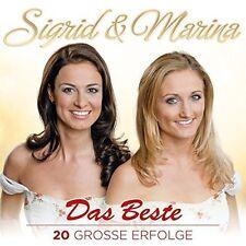 SIGRID & MARINA: DAS BESTE (20 große Erfolge) Audio-CD NEU+OVP