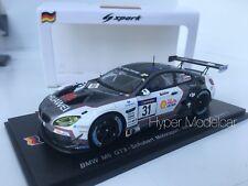 Spark 1/43 BMW 6-series M6 Team Schubert #31 Winner Round 3 VLN 2016 Art. SG370