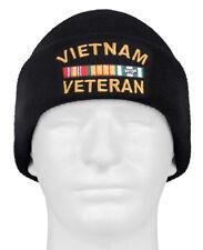 Guerra Del Vietnam Veterano Cappello Invernale Berretto Leggero Acrilico Tessuto
