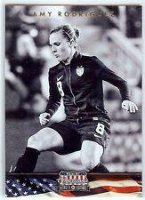 AMY RODRIGUEZ 2012 Panini Americana Card USA World Cup Soccer