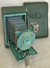Kodak Petite Vest Pocket Autographic Film Folding Camera w/Original Case c.1930