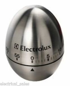 Electrolux Cooker Kitchen Satin Metal 60 Minute Timer Egg 50286479006