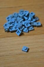 Lego 3024 Plate 1 x 1 Light Gray Set of 50
