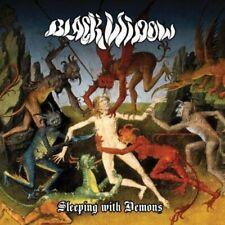 Black Widow - Sleeping with Demons  (CD, 2011)
