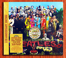 THE BEATLES – SGT. PEPPER'S LONELY HEARTS CLUB BAND  50th Anniversary Deluxe 2CD