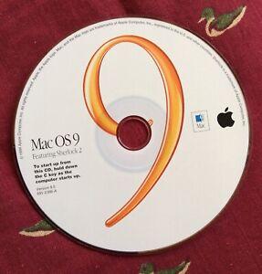 Apple OS 9.0 Retail CD