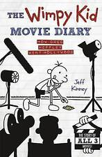 The Wimpy Kid Movie Diary: How Greg Heffley Went Hollywood by Jeff Kinney (Hardback, 2012)