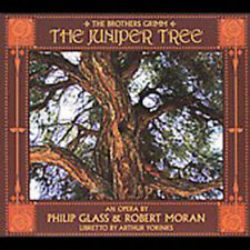 Philip Glass : The Juniper Tree CD (2009) ***NEW***