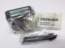 NOS Oriental Motor 5GN10XK Decimal Gearhead Parallel Shaft Ratio 10:1 USA Stock