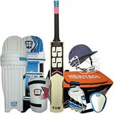 Ss Master Series Complete Batsman Cricket Kit with English Willow Bat For Senior