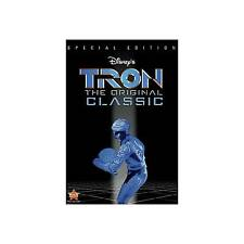 TRON The Original Classic DVD 1982 Jeff Bridges 2 Disc Special Edition