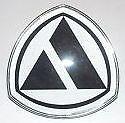 Fregio anteriore Autobianchi Y10