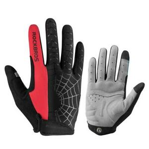 Cycling Gloves Motorcycle Sports MTB Bike Bicycle Gloves Breathable Men Women