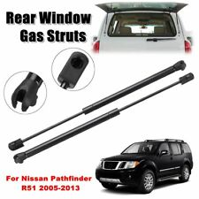 2x Rear Window Tailgate Glass Gas Struts For Nissan Pathfinder R51 2005-2013