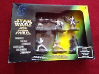 Star Wars Die Cast Metal Collectibles  Six Pack 1996 brand new and boxed RARE