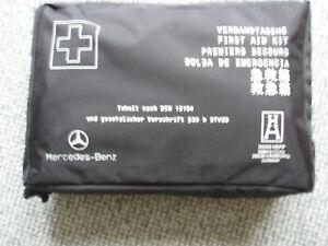 Verbandtasche / Erste Hilfe Set. Mercedes Benz Neu ! Nach DIN 13164 ( StVZO)