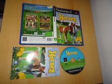 HORSEZ for PLAYSTATION 2  ps2 pal version