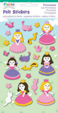 Princesse Feutre Autocollants Sticker Pack Set Kit Stocking Remplissage Sac Fête Cadeau