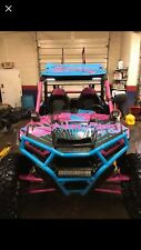 2016 Polaris RZR 1000 Turbo 800 miles tons of extras!!