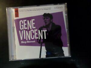 CD ALBUM - GENE VINCENT - BE BOP A LULA